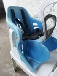 Cadeira para bagageiro de bicicleta