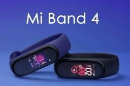 Xiaomi Mi Band 4 Pulseira Smart Prova Dagua Relógio Original Lacrada - Loja Natan Abreu
