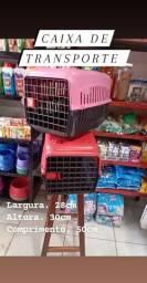 Caixa de transporte gato ou cachorro n.°1