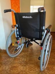 Cadeira de rodas pouco uso, ottobock