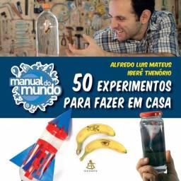 Livro manual do mundo / Iberê Tenório