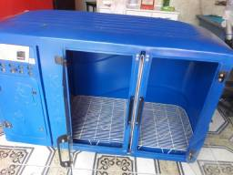Maquina de secar animais