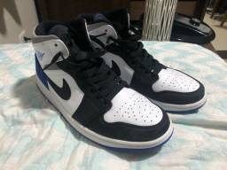 Air Jordan 1 mid Union Royal 42