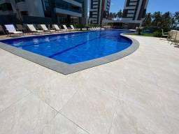 Título do anúncio: Apartamento 3/4 Quartos a beira Mar de Guaxuma - Maceio-AL