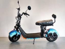 Moto Elétrica- 2000W (Não precisa de habilitação)