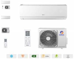 Ar Condicionado Split Hw Inverter Eco Garden Gree 24000 Btus Frio 220V Monofasico