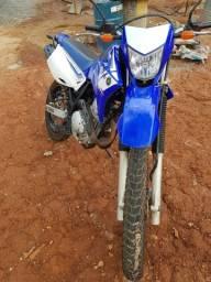 Yamaha xtz lander 2014