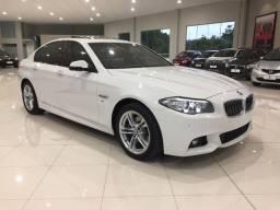 Impecável BMW 528i M 2016, Único Dono, Revisado BMW, Teto Solar, Caramelo .