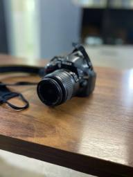 Nikon D5200 sem marcas de uso NEGOCIAL