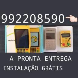 MÁQUINA DE CARTÃO PRONTA ENTREGA