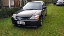 Civic 2003 completo GNV
