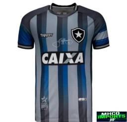 Camisa Botafogo Despedida Jefferson
