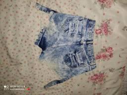 Saia & shorts Cada um custa 25$