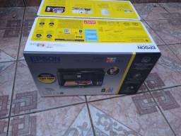 Impressora Epson L4160 Ecotank nova Lacrada