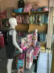 Passo excelente loja infantil em Jacaraípe