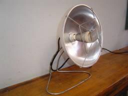 Aquecedor eletrico antigo funcionando 110v