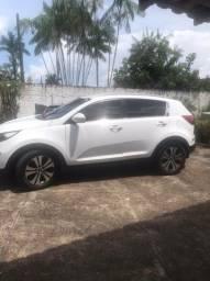 Camioneta Kia Sportage 2011/2012 à venda com 59.000kms, gasolina, blindada, Belém, Pará