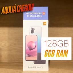 PROMOÇÃO 12x160 Cartao! Xiaomi NOTE 10S 128GB - Novo Lacrado GARANTIA - Global