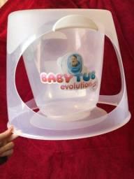 Banheira bebê ofurô Baby Tub Evolution