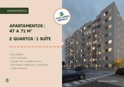Apartamento 2 quartos no Bairro Luiz Gonzaga - Quintas das Alamedas - André Luis