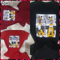 Conjunto de t-shirt
