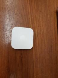 Título do anúncio: Roteador Wireless Apple Airport Express A1392 - Semi-novo, pouco tempo de uso