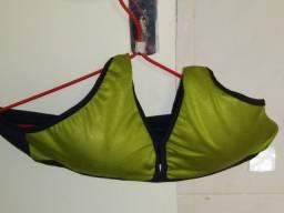 Top para academia alça nadador , tamanho gg formato pequeno