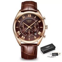 Título do anúncio: Relógio Lige Superior Luxo.