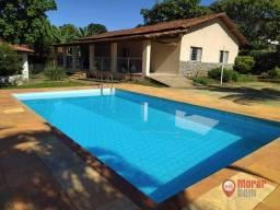 Título do anúncio: Casa com 4 dormitórios à venda, 198 m² por R$ 1.100.000,00 - Recanto do Poeta - Lagoa Sant