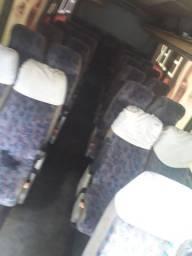 Bancos poltronas para micro ônibus