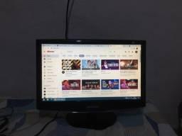 Monitor Samsung 19 polegadas leia a descrição!