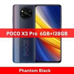 Poco X3 Pro 6/128GB Preto - Chama!