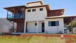 Título do anúncio: Casa com 5 dormitórios à venda, 450 m² por R$ 1.300.000,00 - Condomínio Jardins da Lagoa -