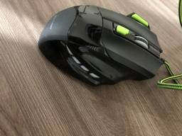 Título do anúncio: Vende se mouse Gamer led