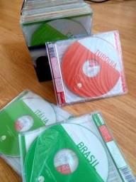 Conjunto caras - Musicas do Mundo - 26 cds