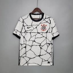 Título do anúncio: Camisa I Corinthians 2021 - Tamanhos P e M