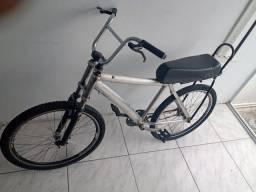 Bicicleta de alumínio boa