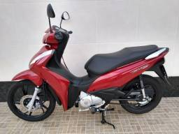 Biz 125 cc partida elétrica 2021