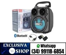 Caixa De Som Bluetooth 5.0 Potente-kimiso (Fazemos Entregas)