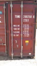 Container Marítimo 20 e 40 pés
