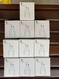 Carregadores iPhone XR, XS, 11, 11 Pro, 12, 12 Pro