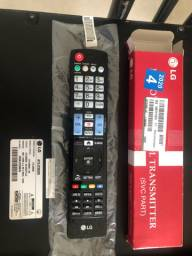 TV LG 47 LED  + Controle Remoto original zero