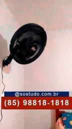 Título do anúncio: Ventilador de parede W130  05  unidades (85)9. *