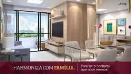 Título do anúncio: Apartamento à venda no Alto Imbuí, 2 quartos  53,81m², 1 suíte, 1 ou 2 vagas. Lançamento!