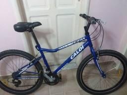 Vende-se bicicleta Caloi terra aro 26