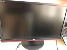 Título do anúncio: Monitor AOC gero gamer
