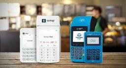 Máquina de cartão de crédito sumup
