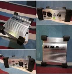 Título do anúncio: Direict Box Ultra-DI Behringer