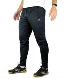 Título do anúncio: Calça finta slim jogger preta