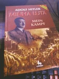 Livro Adolf Hitler - Minha Luta